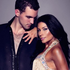 Jasmine Takacs & Matt Harris